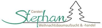 Weihnachtsbaum Stephan Logo